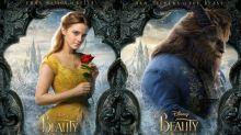 《美女與野獸》全員 12 款海報發佈!脫下野獸面具的王子真面目出乎意料地帥!