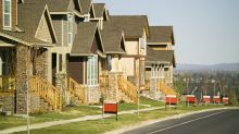 Low interest rates are giving the housing market a boost