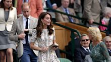 Wimbledon 2016: All The Stars Sat Centre Court