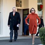 Nancy Pelosi's Red Coat Was Such a Moment, It's Coming Back to Stores in 2019