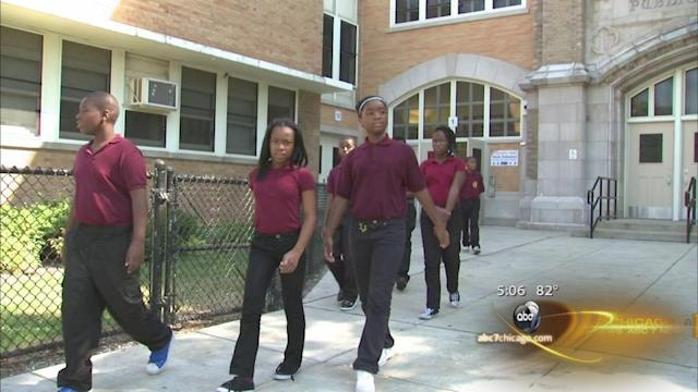 Students continue to adjust at CPS welcoming school