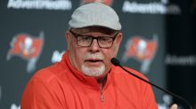 Bruce Arians challenges Bucs players to take action: 'Protesting doesn't do crap'