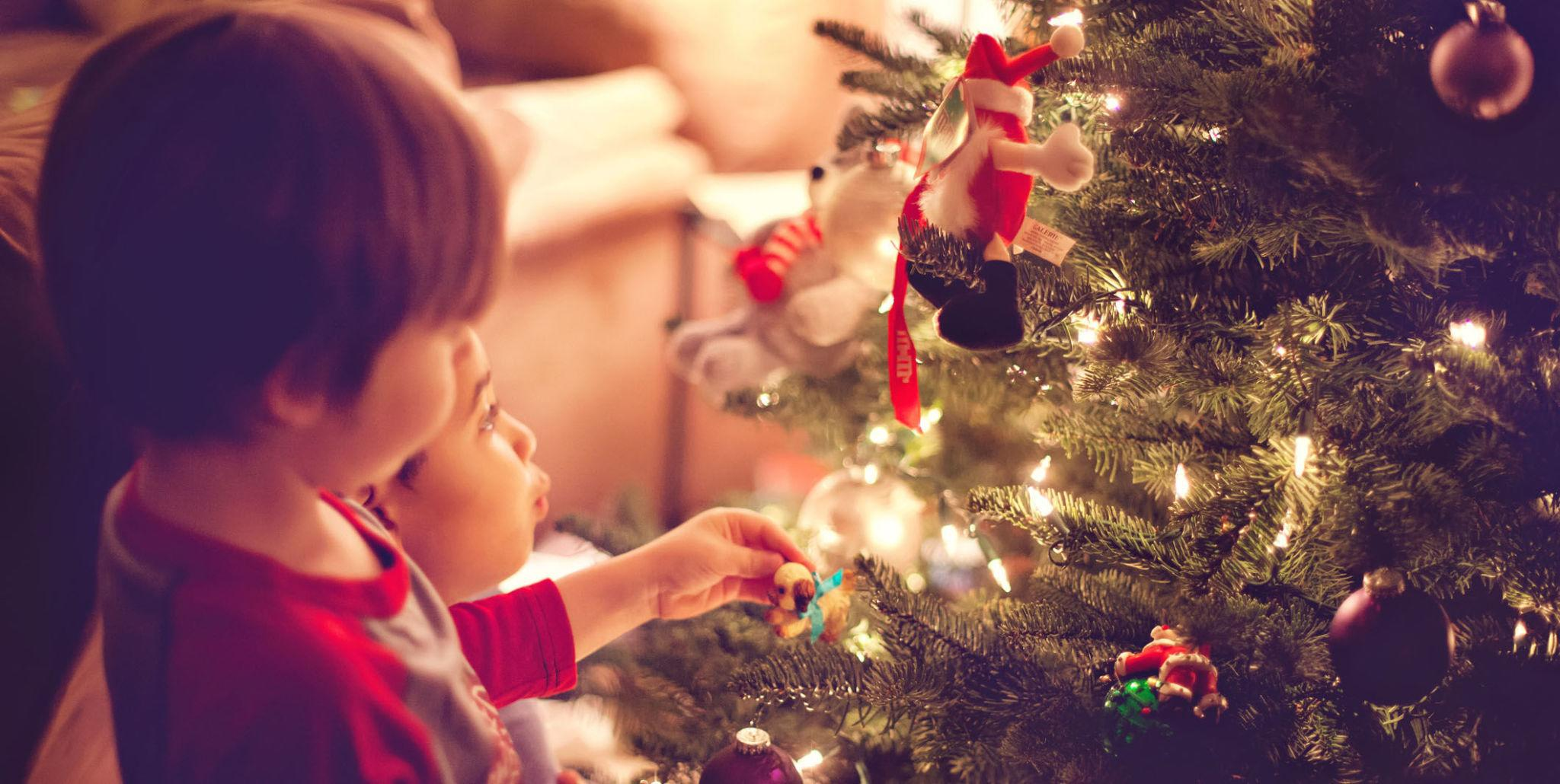 11 Christmas Traditions to Steal From Your Favorite