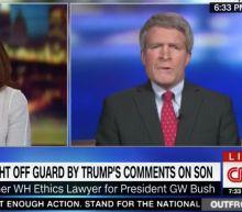 Bush Ethics Chief: Trump Has 'No Empathy' For Fallen Soldiers' Families