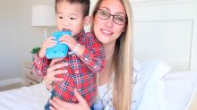 Police called after YouTubers 'rehome' adopted son