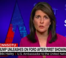 Nikki Haley Declines To Echo Trump's Skepticism About Kavanaugh Accuser