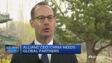 Here's why China is backing globalization, according to Allianz's CEO