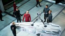 Star Trek 4 'has been shelved'