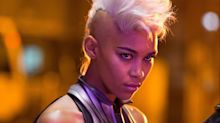 Alexandra Shipp Shades 'X-Men' Films For Giving Storm 'Barely Anything to Say'