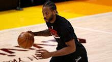 Kawhi Leonard to miss Game 5, out indefinitely with knee injury