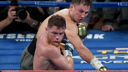 Canelo-GGG judge punished for her scorecard