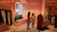 Fans of pink will like Love, Bonito's new flagship store