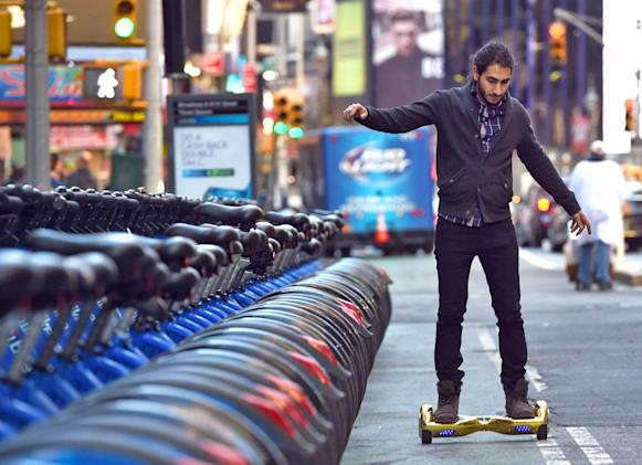 US recalls 501,000 'hoverboards' over safety concerns