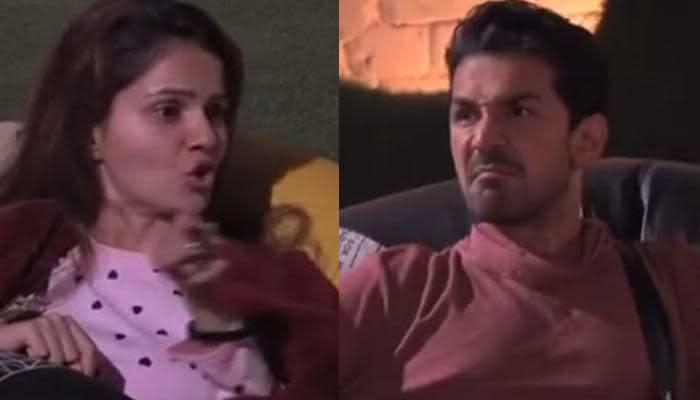 Bigg Boss 14's Rubina Dilaik Says 'F Word' To Her Husband, Abhinav Dilaik, Actor Gives This Reply - Yahoo India News