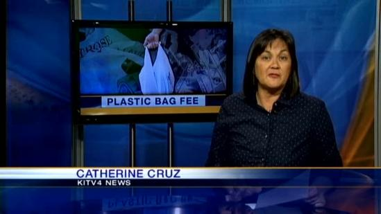 Fee for plastic bag?