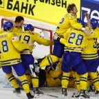 Sweden win ice hockey world title after penalty shoot-out