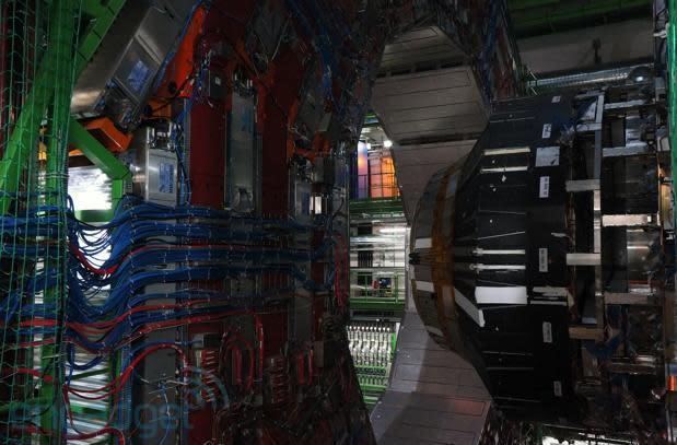 Visualized: this is where the Higgs Boson was discovered
