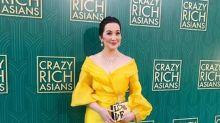 "Kris Aquino doesn't mind small role in ""Crazy Rich Asians"""