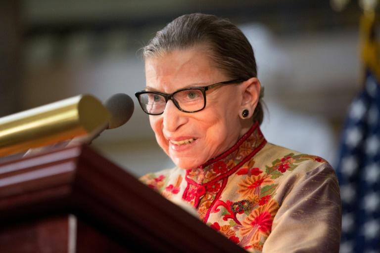 Ruth Bader Ginsburg had been the oldest sitting justice on the Supreme Court