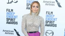 Independent Spirit Awards: Jennifer Lopez strahlt in Glitzer-Outfit
