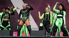 Little Mix bring neon green and big energy to Radio 1's Big Weekend
