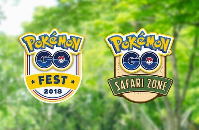 Niantic details this year's 'Pokémon Go' events