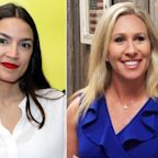 Alexandria Ocasio-Cortez Hits Back at GOP House Candidate After 'Dumb Blonde' Joke: 'Swing + Miss'