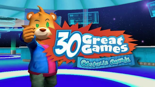 Family Party: 30 Great Games Obstacle Arcade - Official Trailer