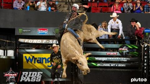 Professional Bull Riders and Pluto TV to Bring the Wild West to the Streaming Frontier