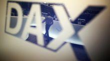 Dax durch Bayer-Kurssturz schwer belastet