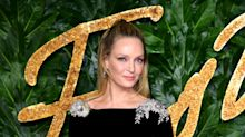 Uma Thurman seen for first time in Netflix horror Chambers