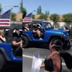 No charges against man who hit protesters with Jeep at Visalia march