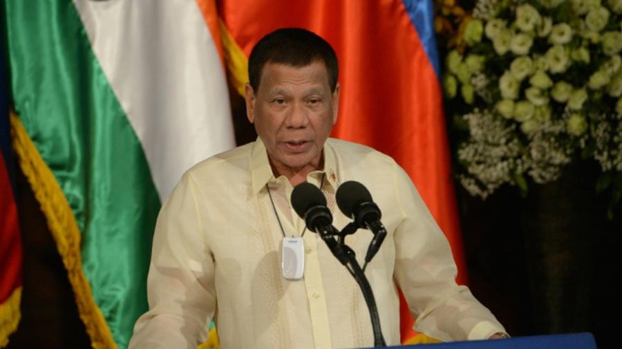 Life taking 'toll on my health': Philippines' Duterte