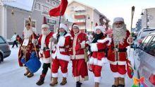 【hohoho】瑞典國際聖誕老人運動會2016