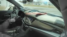 Here is the Cadillac XT6 three-row SUV's interior