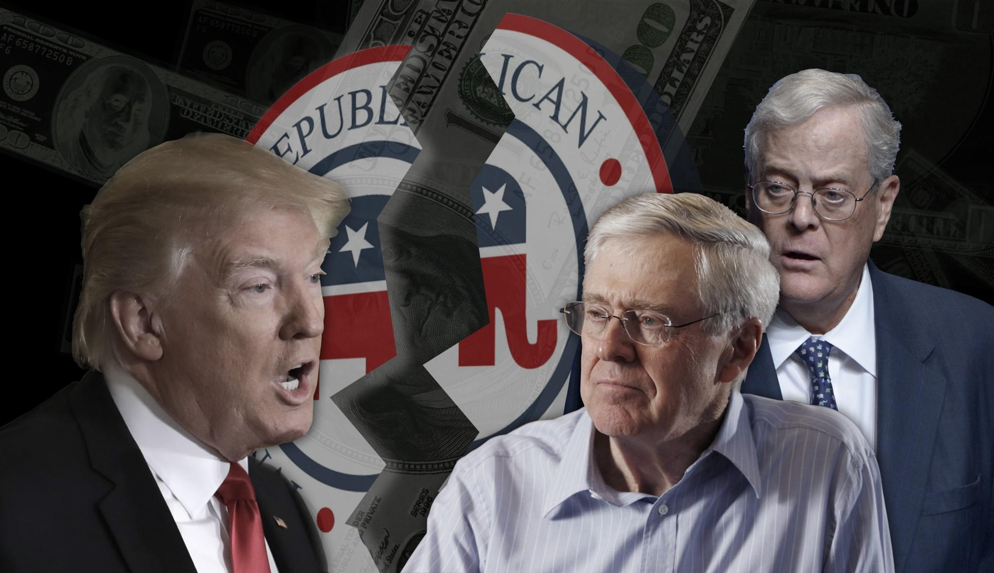 Image result for Is the GOP having AN Identity Crisis