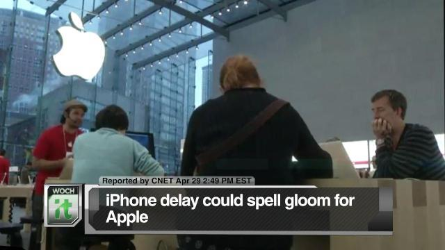 Business News - Apple, Sprint Nextel Corp., NEW YORK