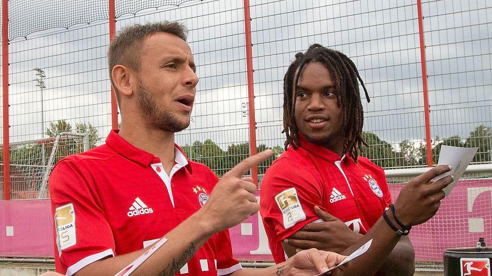 """Rafinha: """"Sanches, Coman und Kimmich sind die Zukunft des FC Bayern"""""""