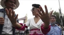 Cambodia begins mass trial of opposition activists