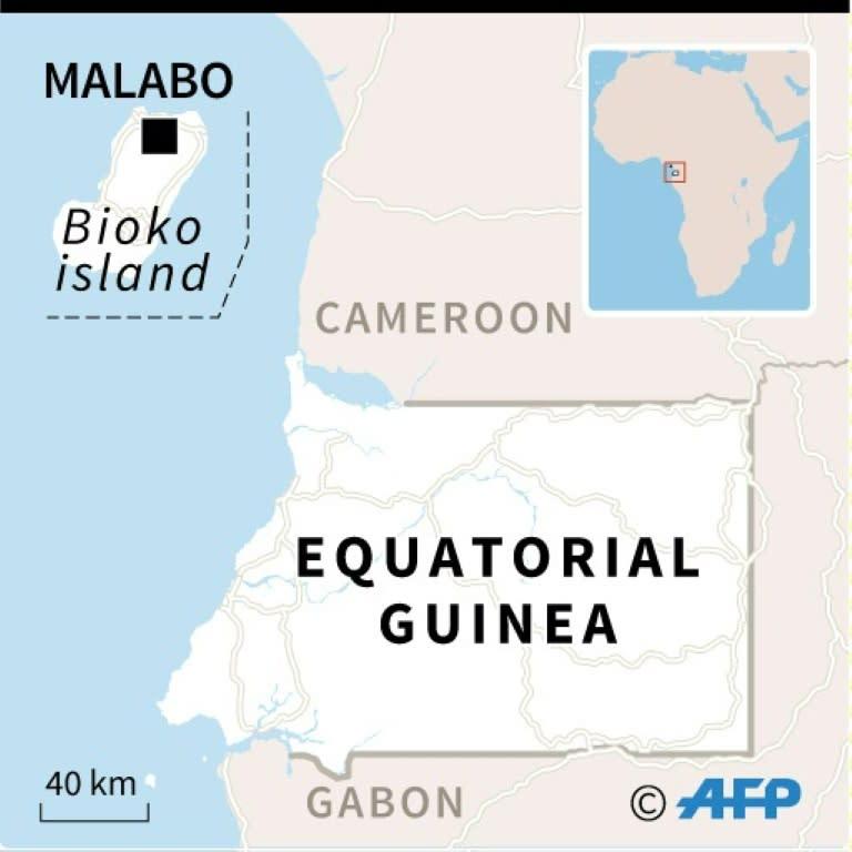 Equatorial Guinea (AFP Photo/AFP)