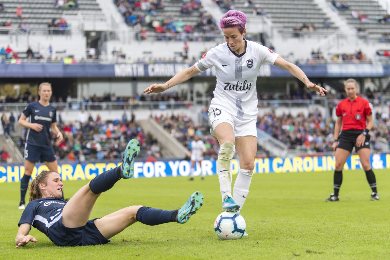 NWSL soccer matches will stream on CBS All Access and Twitch | Engadget