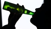 England records large decline in teenage drinking as figures show drop of 80% in whole of Britain
