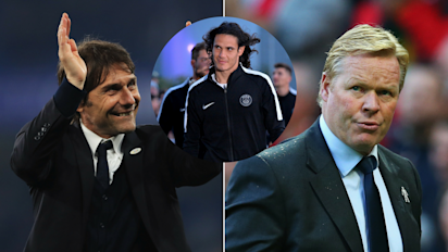 Hot Football Transfer Gossip: Liverpool 'target £89m Leipzig defender', Everton and Chelsea 'want Cavani', Sterling/Sanchez swap 'back on'