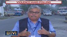Poll violence in Chopra, Raiganj in Bengal