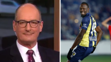 Sunrise viewers outraged by Kochie's 'slavery' remark about Usain Bolt