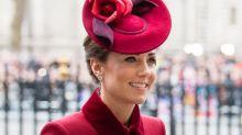 Herzogin Kate gratuliert frischgebackenen Eltern – und hat einen Rat für alle neuen Mütter