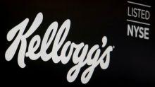 Kellogg to cut jobs, take $35 million pretax hit on North America unit revamp