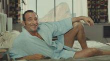Dans son prochain film, Jean Dujardin va jouer un personnage inspiré par Nicolas Sarkozy