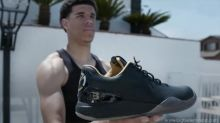 Lonzo Ball's shoe costs more than LeBron James, Michael Jordan and Shaquille O'Neal's first shoes combined