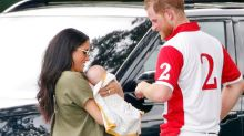 Everything Prince Harry Has Said About Fatherhood (So Far!): 'I'm Just Over the Moon'